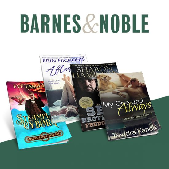 BOGO FREE on Titles From Over 30 Bestselling Authors