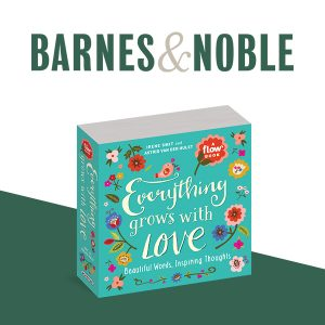 50% Off Everything Grows With Love Book With Purchase