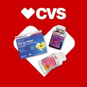 Enjoy Savings on CVS Health Store-Branded Merchandise