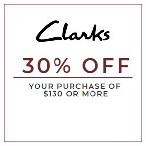 30% Off Purchases Worth $130 or More