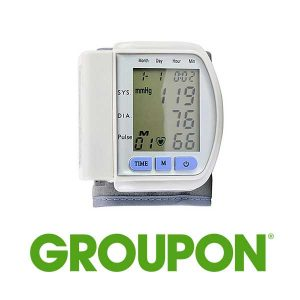 82% Off Digital Automatic Blood Pressure Monitor