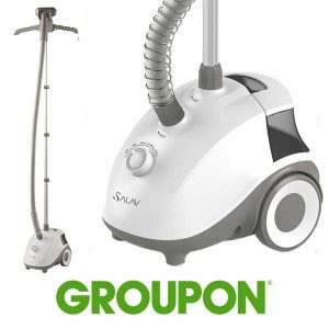 Up to 60% Off SALAV Garment Steamer