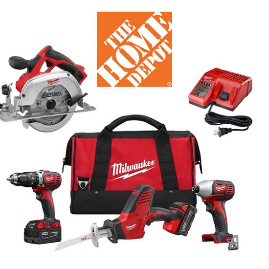 Up to 40% Off Power Tools and Accessories