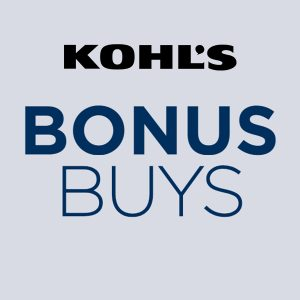 Save on Bonus Buys