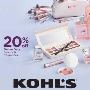 20% Off Beauty & Fragrances