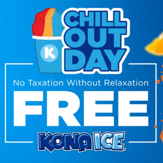 FREE Hawaiian-Style Shaved Ice on April 15