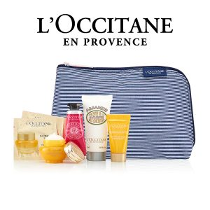 Free Travel Set w/ $120 Purchase
