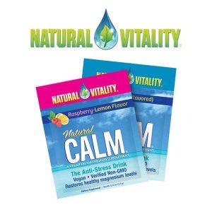 Free Natural Calm Anti-Stress Drink w/ Free Shipping