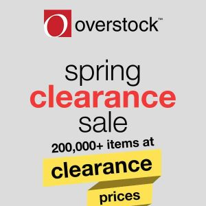 Up to 70% Off Spring Clearance Items