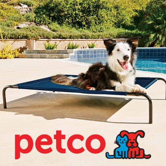 Up to 50% Off Outdoor Dog Beds
