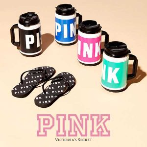 FREE Flip Flop and Chug Mug With $50 PINK Purchase and Code