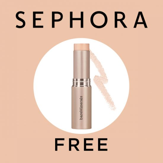 FREE Trial-Size Foundation w/ Purchase