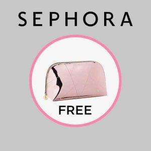 Free Pouch With Select Fragrance Purchases