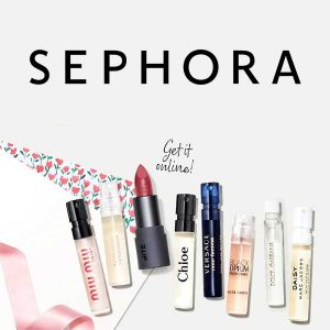 Free Fragrance Samples w/ $35 Purchase