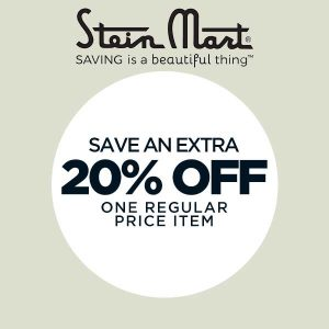 20% Off Any 1 Regular-Priced Item With Code