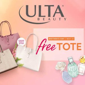 Free Tote w/ any $40 Fragrance Purchase