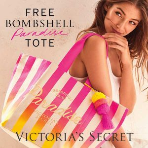 Free Tote With Any Eau de Parfum Purchase