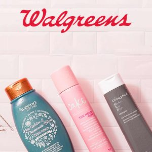 Buy 2, Get 1 FREE Hair Care Products w/ Store Card
