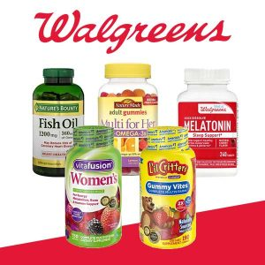 Spend Less on Vitamins and Supplements With Various Deals Saving Up to 50%