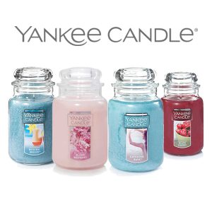 $29.50 on Large Classic Jar and Tumbler Candles