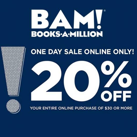 20% Off Online Purchases Worth $35 or More