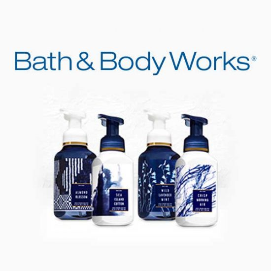 5 for $23 on Select Hand Soaps