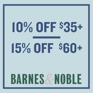 10% Off $35 or 15% Off $60 Online Orders