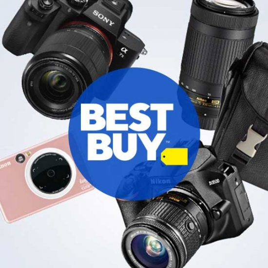 DSLR Cameras from $399.99