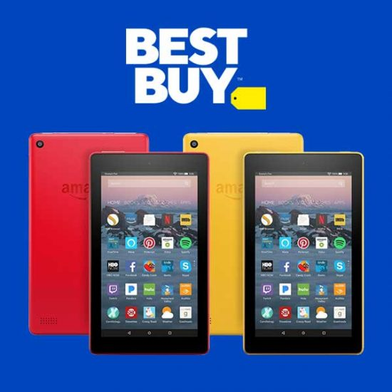 Select Fire Tablets Starting at $39.99