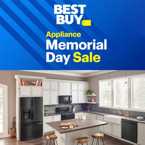 Up to 40% Off Appliances + Free $100 Gift Card