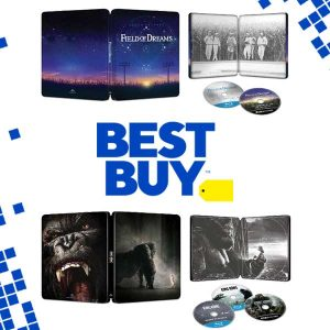 Featured SteelBooks Starting at $9.99
