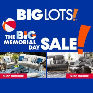 The Big Memorial Day Sale