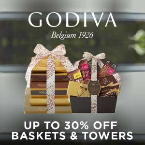 Chocolate Baskets & Towers: Up to 30% Off Select Products