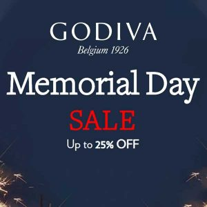 Memorial Day Sale: Up to 25% Off Select Products