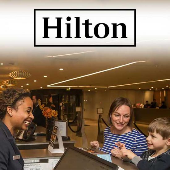 Book the Hilton Honors Discount Advance Purchase Rate Senior