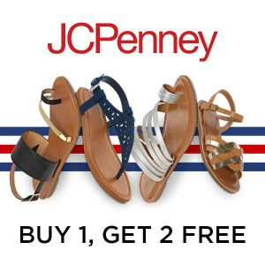 Buy 1, Get 2 Free Sandals for the Family