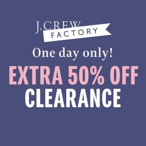 Up to 60% Styles for All + Extra 50% Off Clearance