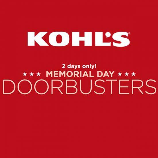 Doorbusters + $10 Off $25 Orders + Extra 20% Off