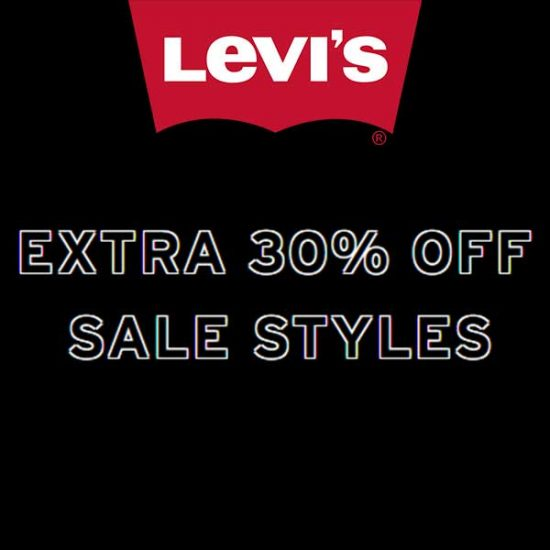 Extra 30% Off Sale Styles With Code