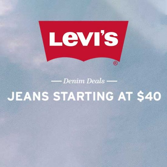 Bestselling Jeans Starting at $40