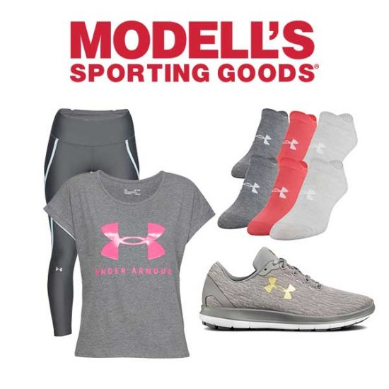 71e3b64fe9df3a Up to 25% Off Women's Under Armour Activewear Senior Discounts Club