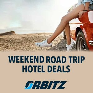 Weekend Road Trip Hotel Deals