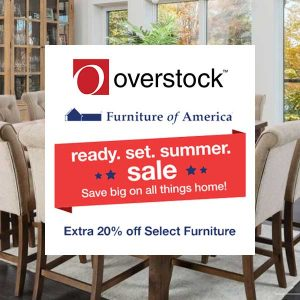 Extra 20% Off Select Furniture