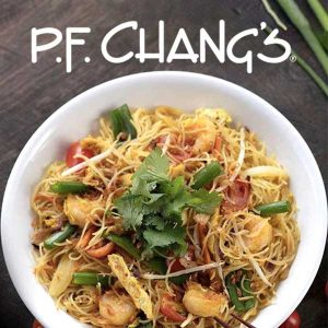 Free Hokkien Street Noodles With Entrée Purchase