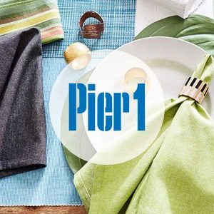 Buy 1, Get 1 50% Off Napkins, Placemats and More