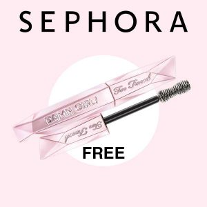 Free Trial-Size Mascara w/ $25 Purchase