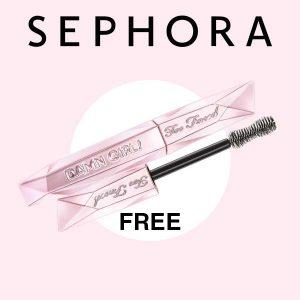 Free Trial-Size Mascara w/ $25 Purchase