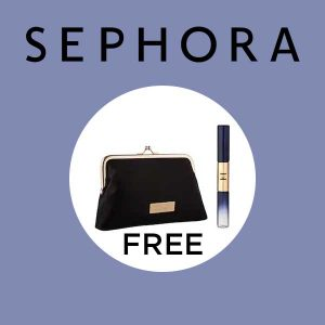 Free Pouch & Fragrance w/ Carolina Herrera Purchase