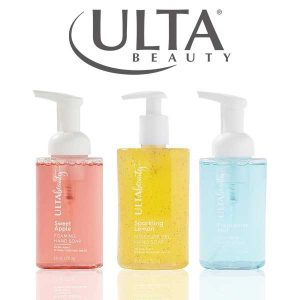 3 for $10 on Ulta Beauty Collection Handsoaps