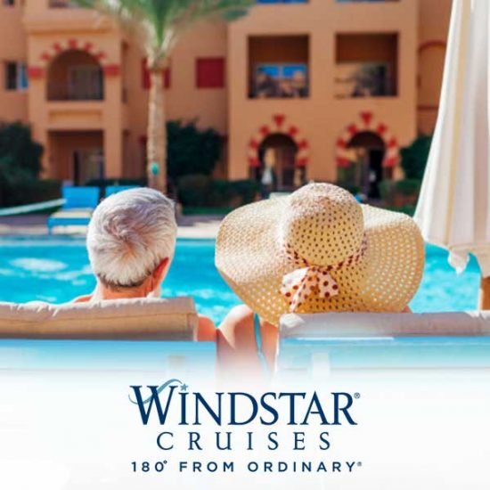 Up to $1,000 in Bonuses on Windstar Cruises